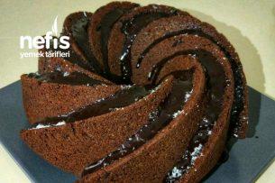 Kakolu Kek (Bol Çikolatalı) Tarifi