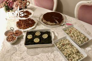 Misafirlerimize Akşam Çayı İkramları Tarifi