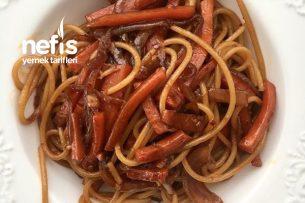 Wok Noodles (Endonezya Usulü) Tarifi