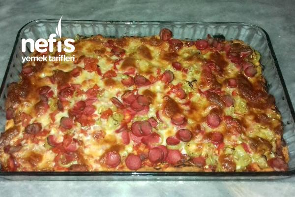 Borcamda Pizza Tarifi