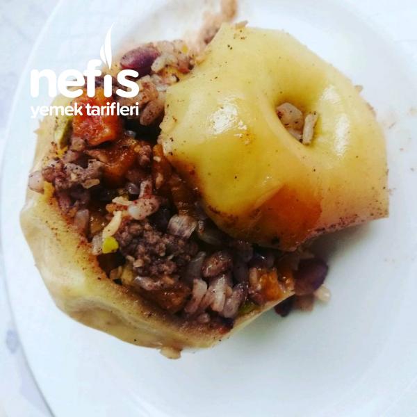 Elma Dolması ( Osmanlı Saray Mutfağı)