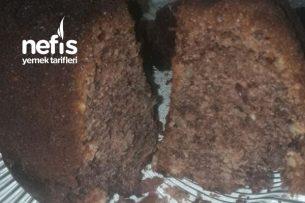 Kakaolu Fındıklı Pofuduk Kek Tarifi