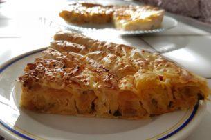 Patatesli Kıvırma Börek Tarifi
