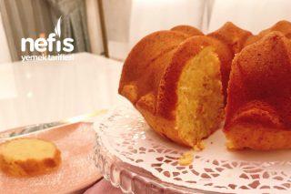 Portakallı Zerdeçallı Kek Tarifi