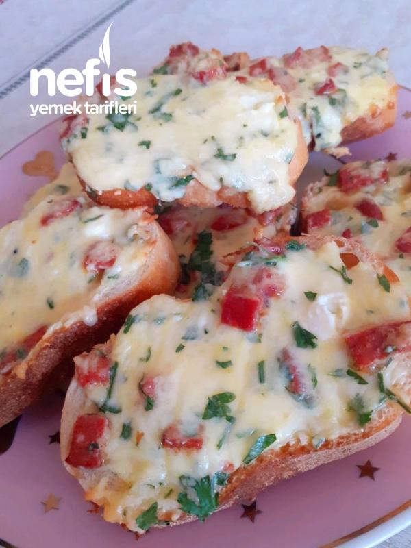 Bayat Ekmeklerden Kahvaltılık Nefis Tarif