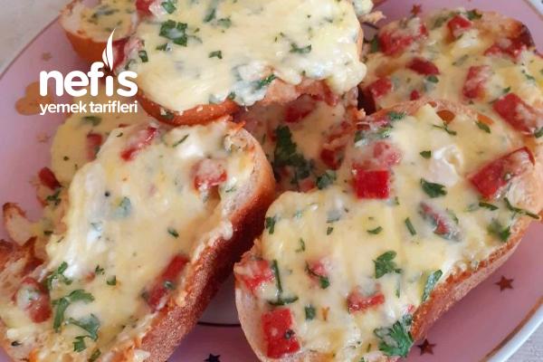 Bayat Ekmeklerden Kahvaltılık Nefis Tarif Tarifi