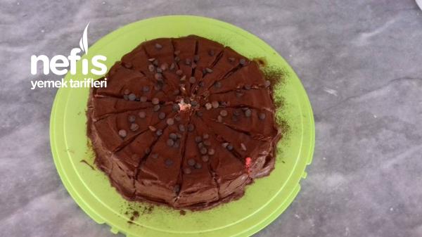 Damla Çikolatalı Pasta