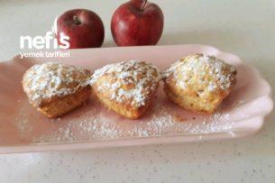 Elmalı Mini Kekler Tarifi