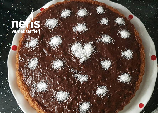 Hazır Pudingle Kolay Tart Kek