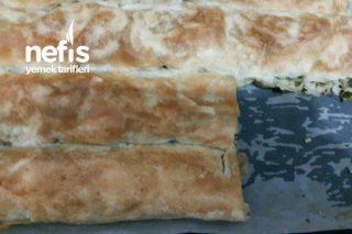 Ispanaklı Börek Pastaneden Zannedilen Tarifi