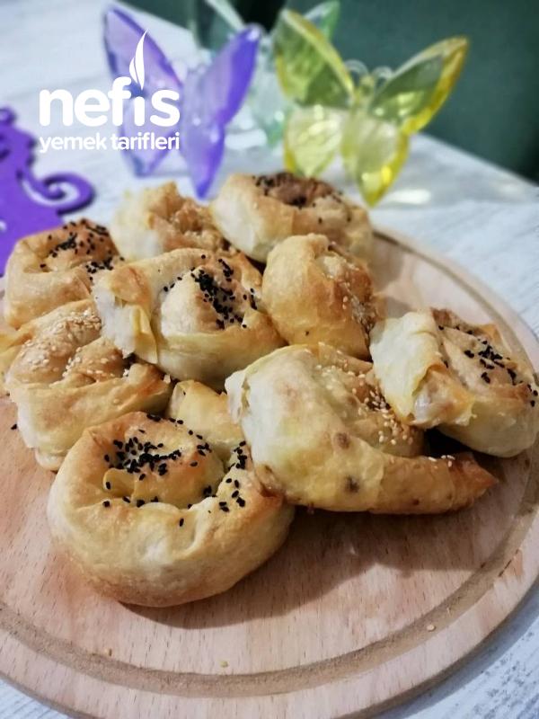 Kabaklı, Kıymalı, Patatesli Börek