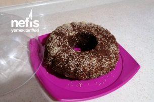 Kakaolu Susamlı Kek Tarifi