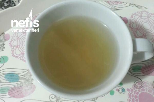 Kış Çayı (Soğuk Algınlığına Gribe Bire Bir) Tarifi