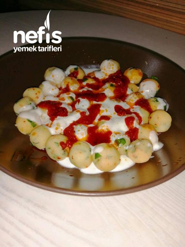 Patates Topları