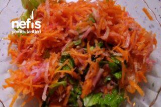 Turplu Salata Tarifi