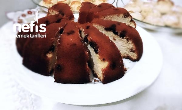 Üzümlü Tarçınlı Kek