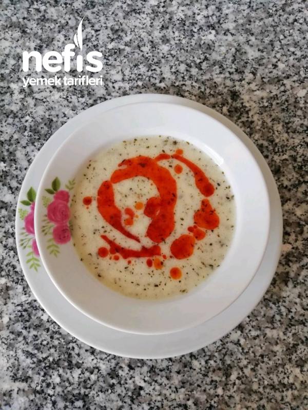 Buğday Çorbası (Süzme Yoğurtlu)
