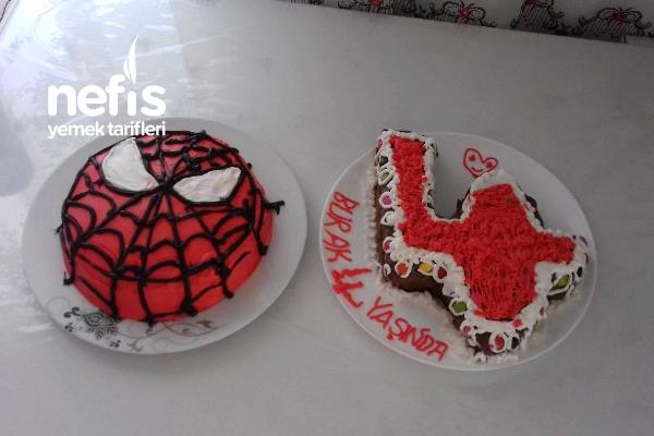 Çocuklarımın Doğum Günü Pastaları Tarifi