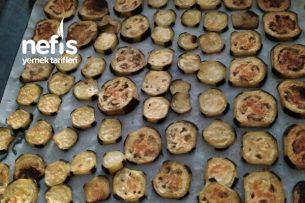 Fırında Patlıcan Kızartma Tarifi
