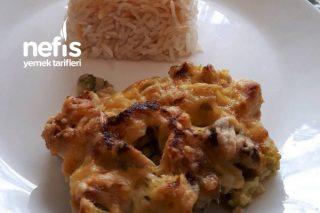 Fırında Tavuklu Brokoli Tarifi
