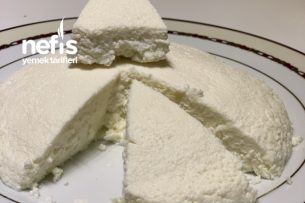 Kesilen Sütten Peynir Yapımı Tarifi