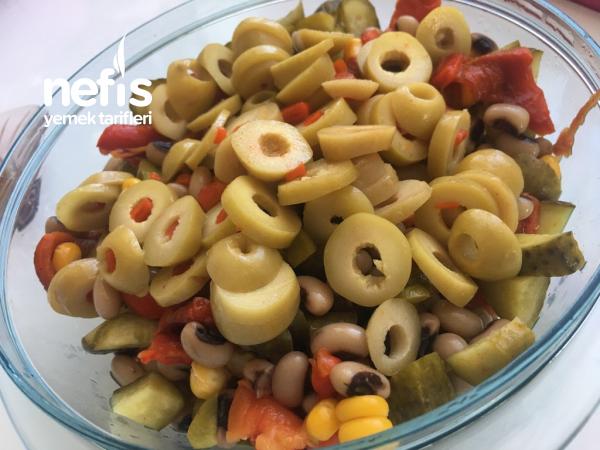 Nefis Börülce Salatası