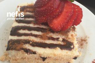 Nefis Sütlü Bisküvili İrmik Tatlısı Tarifi
