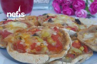 Poy Karabuğday Unlu Pizza Tarifi