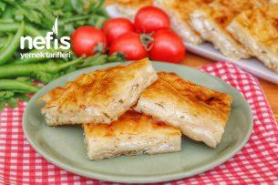 Yumuşacık Peynirli Börek (videolu) Tarifi
