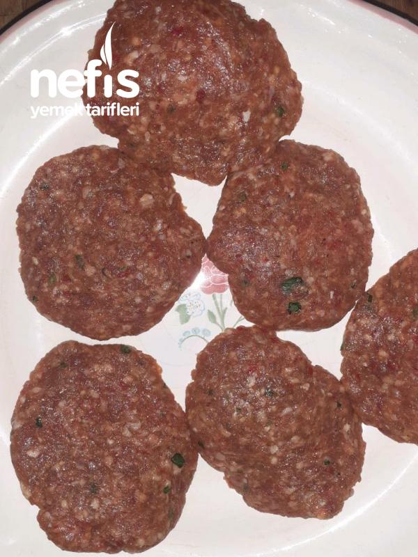 Büfe Usulü Islak Hamburger