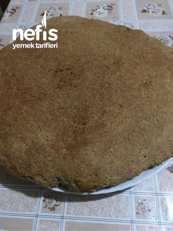 Ekşi Mayalı Tam Buğday Ekmek