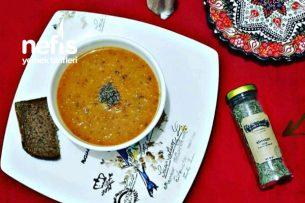Poy Organik Mercimek Çorbası Tarifi