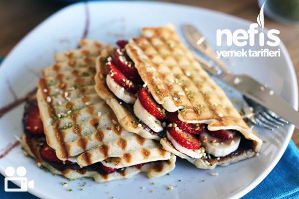Waffle Nasıl Yenir? Bayılacağınız 10 Değişik Fikir Tarifi