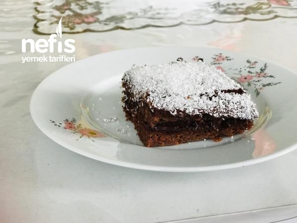 Çikolata Bombası Kekli Bisküvili Enfes Pasta