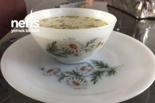 Dövmeli Patlıcanlı Çorba Tarifi