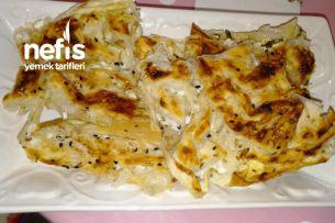 Peynirli Pileli Börek Muhteşem Tarifi