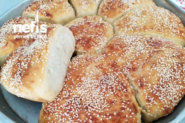 Sağlıklı Nohut Mayasından Ekmek Tarifi