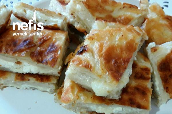 Sulu Tava Böreği (Su Böreği Tadında) Tarifi
