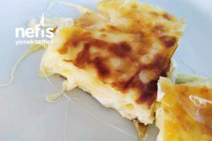 Leziz Uzayan Peynirli Su Böreği Tarifi