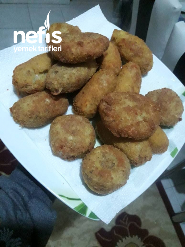 Lezzeti Şahane Patates Koftesi
