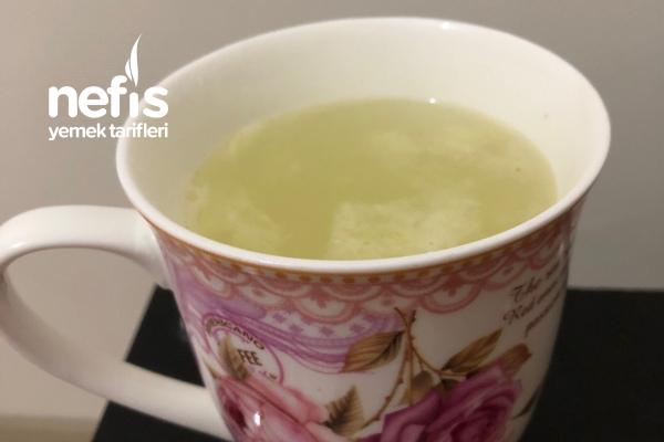 Soğuk Algınlığına Birebir-Ballı Limonlu Karışım Tarifi