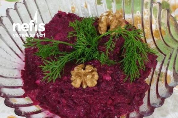Nefis Pancar Salatası (бурацный ) Denemeyen Kalmasın (Azerice) Tarifi