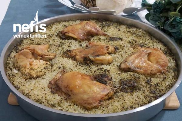 Büryan Tavuklu Kapama (Ayrıntılı) Tarifi