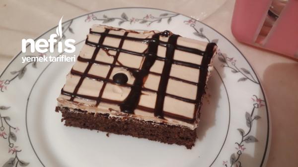 Çikolatali Pasta (En Fazla 1 Saat İçinde)