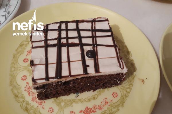 Çikolatalı Pasta (En Fazla 1 Saat İçinde) Tarifi