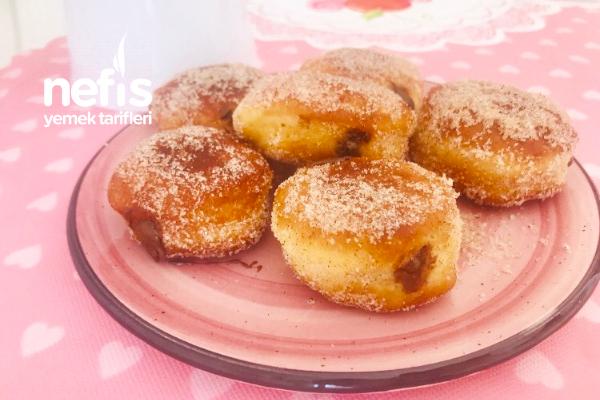 Nutellalı Tarçınlı Çörek Tarifi