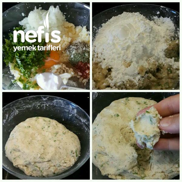 Parmak Patates Köftesi (Müthiş Ertesi Gün Köftesi )