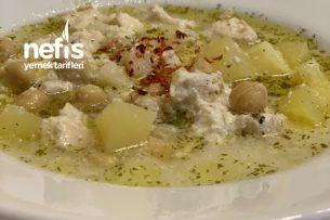 Yoğurtlu , Tavuklu Patates Yemeği Tarifi