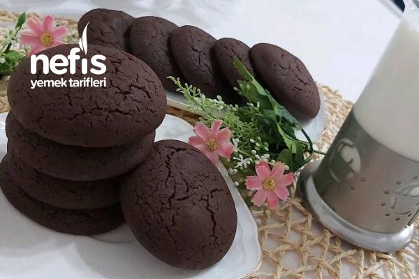Bol Çikolatalı Kek Kurabiye Tarifi