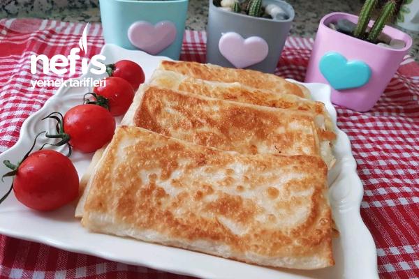 Kahvaltılık Börek (Mini Gözleme)